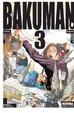 Cover of Bakuman #3