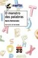 Cover of O MONSTRO DAS PALABRAS