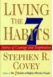 Cover of Living the 7 Habits-the Courage to Change