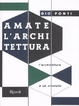 Cover of Amate l'Architettura