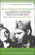 Cover of La breve estate dell'anarchia