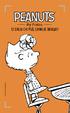 Cover of I Peanuts vol. 6