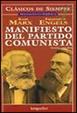 Cover of Manifiesto del Partido Comunista