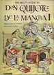 Cover of Don Quijote de la Mancha, Tomo 1