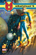 Cover of Miracleman #8