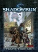Cover of Shadowrun, Fourth Edition