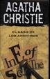 Cover of El caso de los anónimos