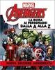 Cover of Avengers: La guida ai personaggi dalla A alla Z