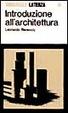 Cover of Introduzione all'architettura