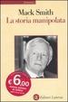 Cover of La storia manipolata