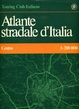 Cover of Atlante stradale d'Italia. Centro