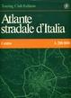 Cover of Atlante stradale d'Italia. Centro