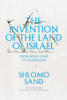 Cover of The Invention of the Land of Israel