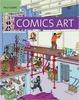 Cover of Comics Art