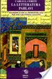 Cover of La letteratura pahlavi. Introduzione ai testi con riferimenti alla storia degli studi e alla tradizione manoscritta