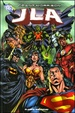 Cover of JLA di Grant Morrison