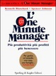 Cover of L'one minute manager