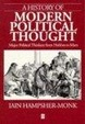 Cover of A History of Modern Political Thought