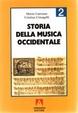 Cover of Storia della musica occidentale
