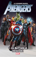 Cover of Avengers - Le leggende Marvel vol. 1