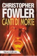 Cover of Canti di morte