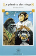 Cover of La planète des singes