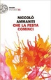 Cover of Che la festa cominci