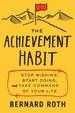 Cover of The Achievement Habit