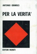 Cover of Per la verità