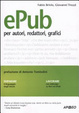Cover of Epub. Guida per autori, redattori, grafici