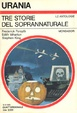 Cover of Tre storie del soprannaturale