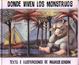 Cover of Donde viven los monstruos