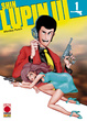 Cover of Shin Lupin III vol. 1