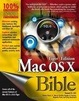 Cover of Mac OS X Bible, Tiger Edition