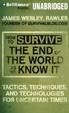 Cover of How to Survive the End of the World As We Know It