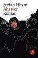 Cover of Ahasver. Roman.