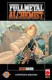 Cover of Fullmetal Alchemist vol. 10