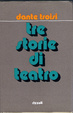 Cover of Tre storie di teatro