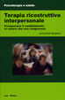 Cover of Terapia ricostruttiva interpersonale