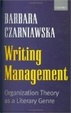 Cover of Writing Management