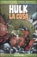 Cover of Hulk & La Cosa: Botte da Orbi
