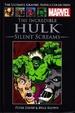 Cover of The Incredible Hulk: Silent Screams