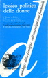 Cover of Lessico politico delle donne vol.4