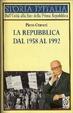 Cover of Storia d'Italia -Dall'Unità alla fine della Prima Repubblica