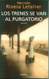 Cover of Los trenes se van al purgatorio