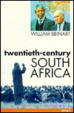 Cover of Twentieth-century South Africa