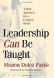 Cover of Leadership Can Be Taught