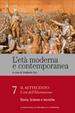 Cover of L'età moderna e contemporanea - vol. 7