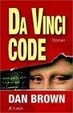 Cover of Da Vinci Code