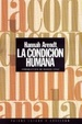 Cover of La condicion humana